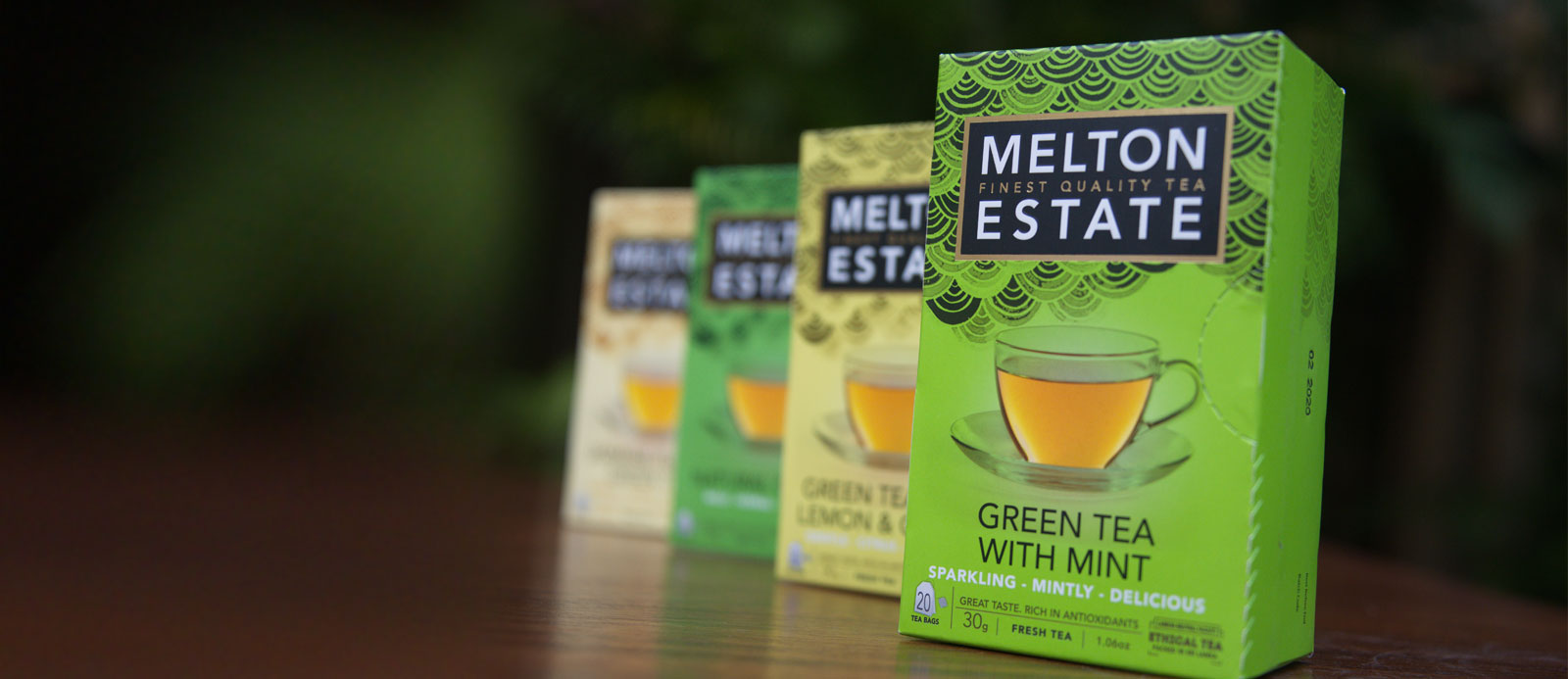Melton Estate - Finest Quality Tea