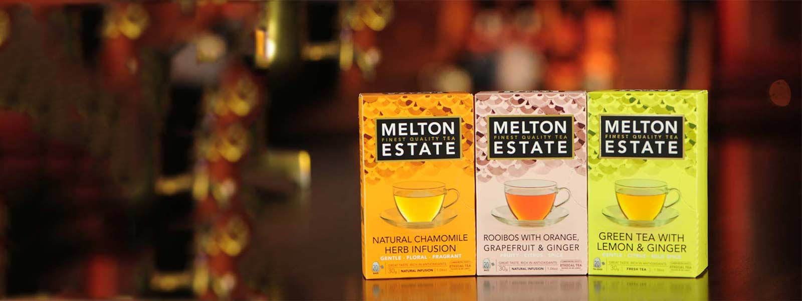 Melton Estate - Finest Quality Tea